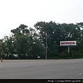 看到大大的HONDA2