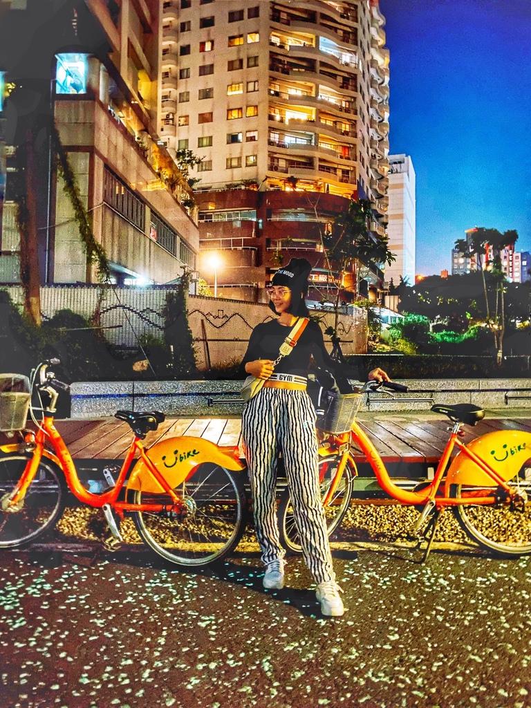 桃園一日遊:桃林鐵路廊道騎乘單車、Ubike欣賞蓄光石步道、直奔台茂遊戲場