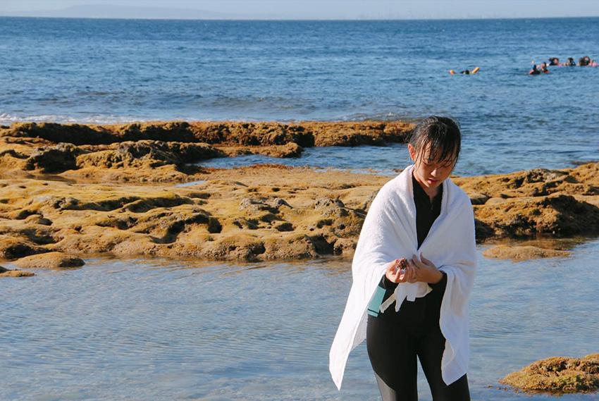 小琉球花瓶 岩 白色沙灘011.jpg