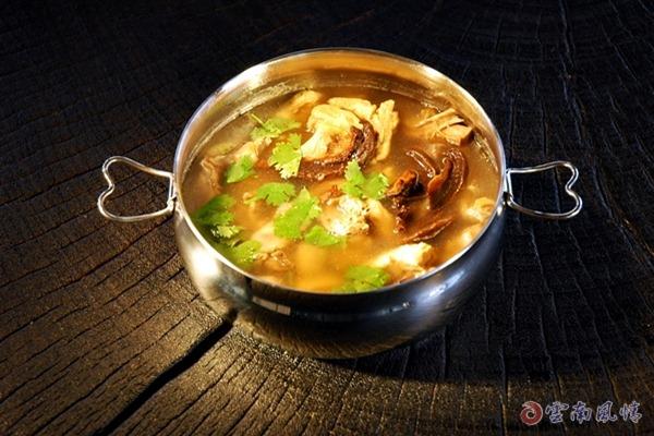 18-酸木瓜雞湯