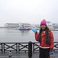 八景島的海島水族館