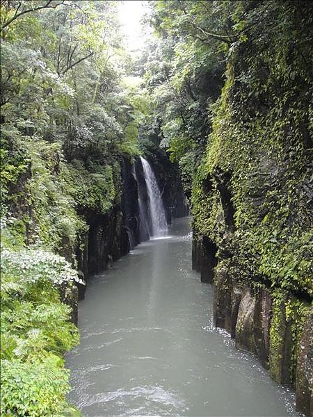 高千穗瀑布