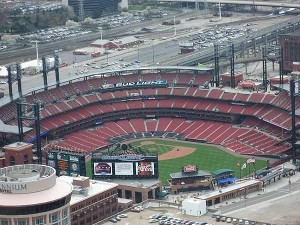 St. Louis Cardinals 的球場