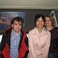 Iwona, Mike 和我在Arch頂端