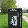Greater Rochester Vietnam Veterans Memorial