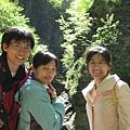 博宇、秋和我