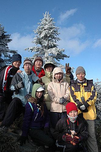 合歡山Day2-3(武嶺) 8
