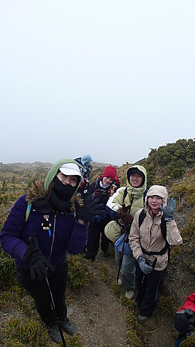 20081213-合歡山Day2-2 (合歡北峰) 3