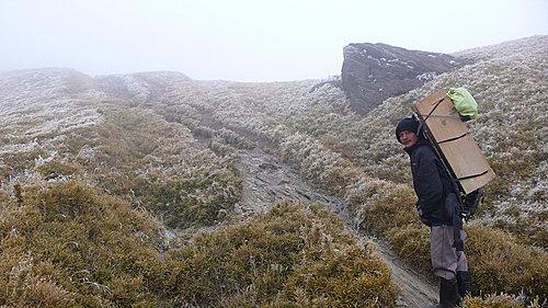 20081213-合歡山Day2-2 (合歡北峰) 6