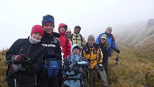 20081213-合歡山Day2-2 (合歡北峰) 15