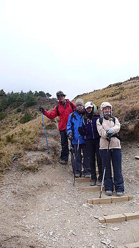 20081213-合歡山Day2-2 (合歡北峰) 19