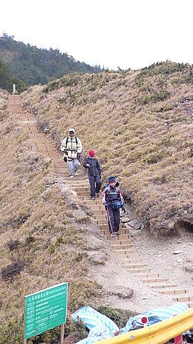 20081213-合歡山Day2-2 (合歡北峰) 22