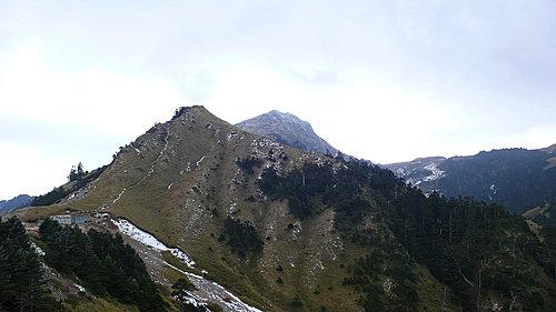 20081213-合歡山Day2-2 (合歡北峰) 31