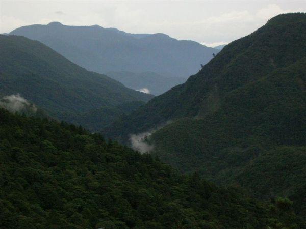 26太平山莊-遠眺山景一