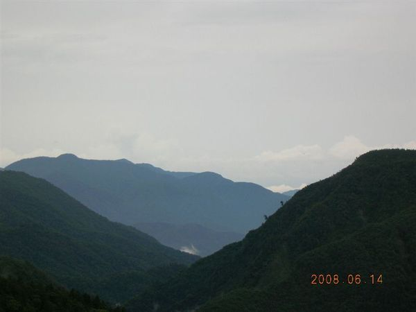 27太平山莊-遠眺山景二