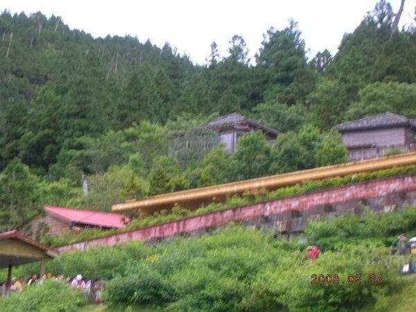 28太平山莊-小火車車站