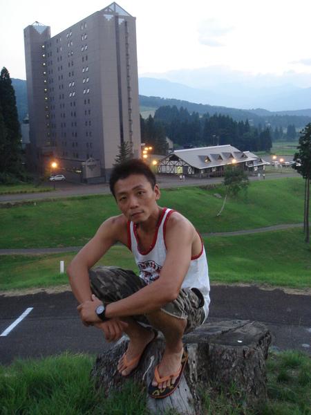 妙高溫泉飯店1
