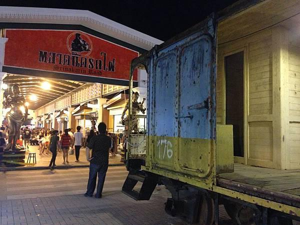 火車夜市2