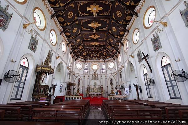 聖母院百年教堂 拷貝