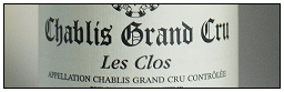 4 Chablis Grand Cru