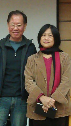 20111212 遇到大學美術社員管仲輝.jpg