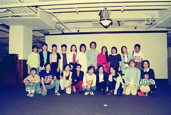 1993首屆女影展在台北霍克畫廊