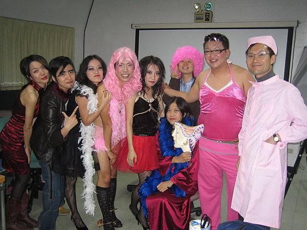 音管所與韓國友人 2006.bmp