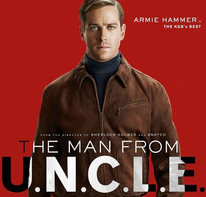 the man from uncle armie hammer