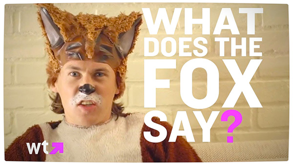 Ylvis -The Fox