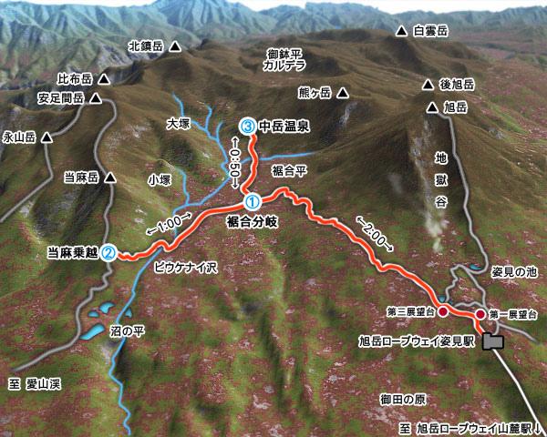 旭岳-map1