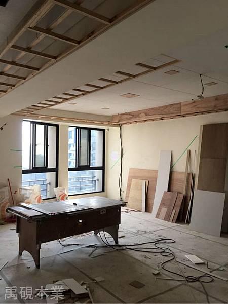新竹系統家具.木工裝潢日常監工-室內設計