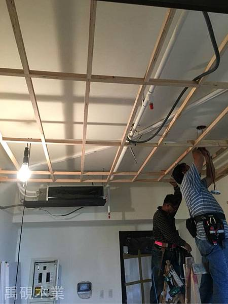 新竹系統家具.木工裝潢日常監工-自有團隊