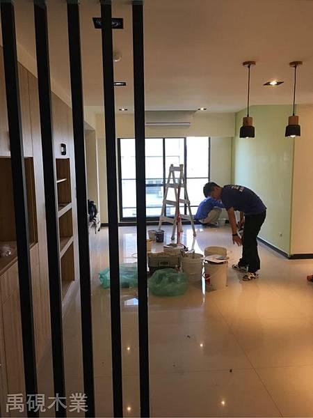 新竹系統家具.木工裝潢日常監工-把家變美