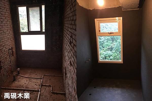 新竹室內設計-舊屋翻修-浴室