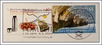 收到的明信片NO.45-Stamp