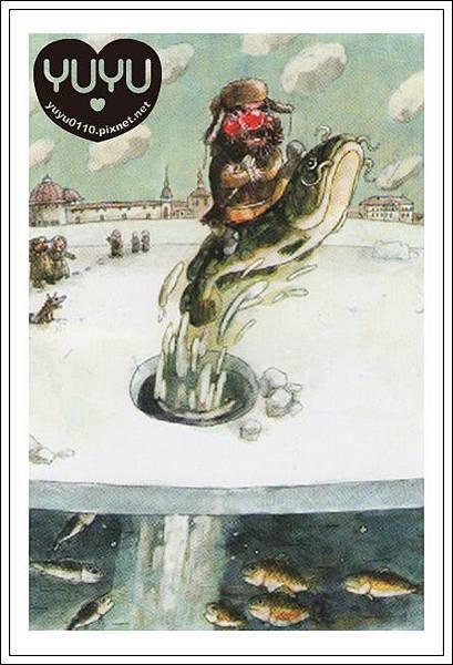 收到的明信片NO.52