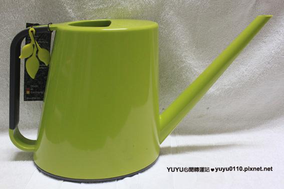 LOFT底部防滑澆花器-綠2
