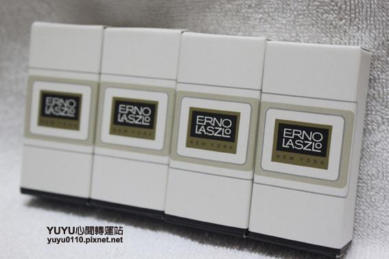 ERNO LASZLO精華液+透光皂1