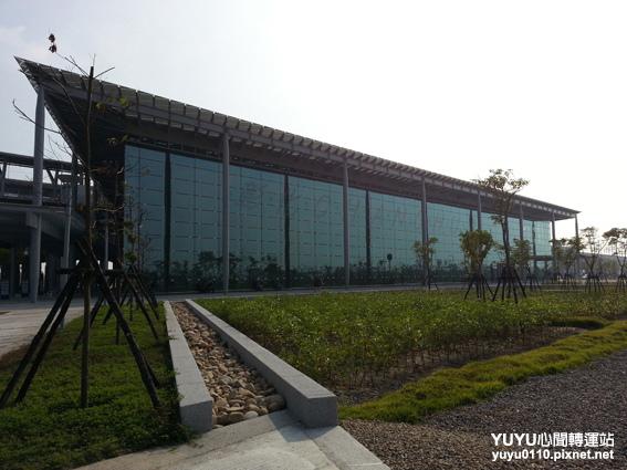 台灣高鐵彰化站1