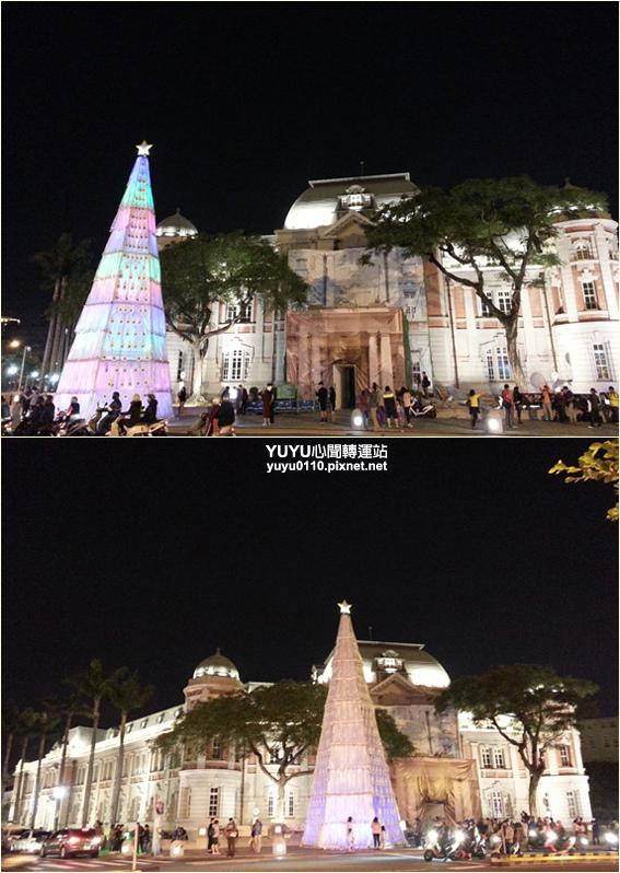 """""""白紗聖夜""""聖誕樹2"""