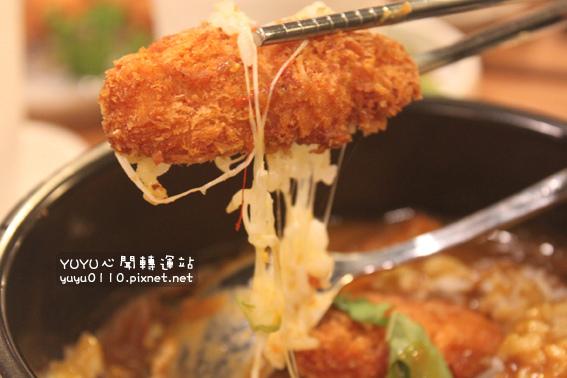 口力口里~迷人咖哩燒飯專門【愛買復興店】42