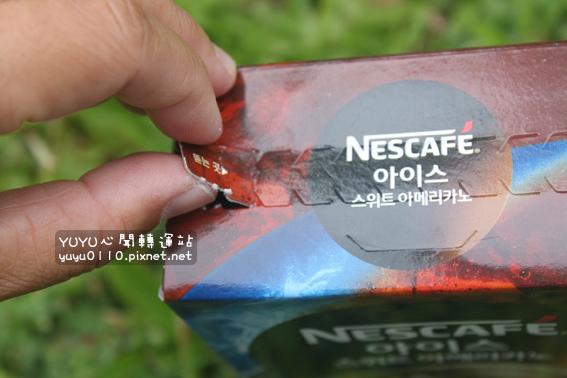 雀巢三合一冰咖啡+雀巢美式冰咖啡8