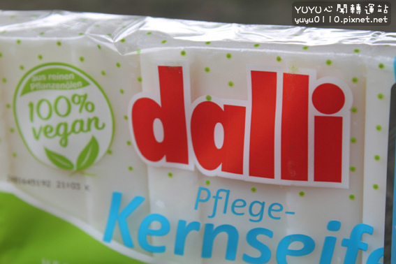 Dalli達麗-純植物油親膚抗敏洗衣皂2