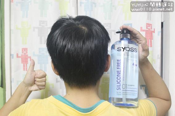 syoss絲蘊無矽靈去屑洗髮乳17