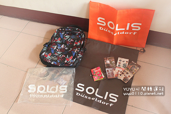 SOLIS熱帶天堂鳥(系列)Ultra大尺寸基本款電腦後背包4