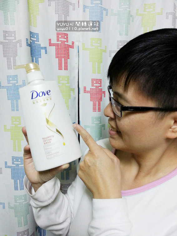 DOVE多芬-輕潤保濕洗髮乳19