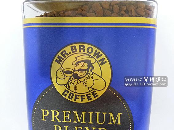 伯朗冷凍乾燥咖啡-精緻濃萃風味2