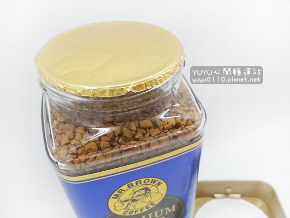 伯朗冷凍乾燥咖啡-精緻濃萃風味13