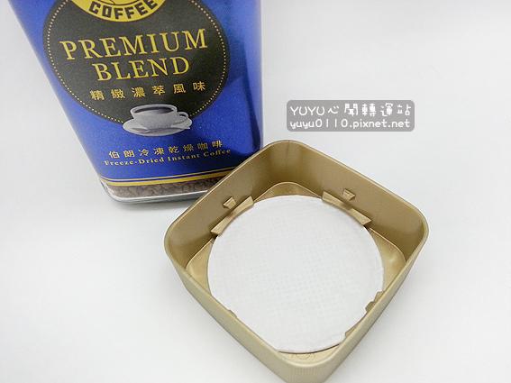 伯朗冷凍乾燥咖啡-精緻濃萃風味14