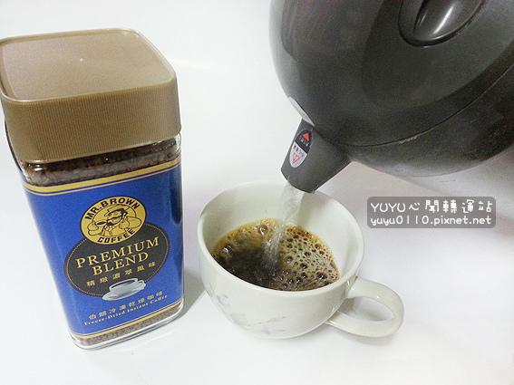 伯朗冷凍乾燥咖啡-精緻濃萃風味16